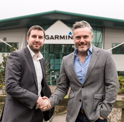 Garmin and Nevis announce official distributor partnership for zūmo range